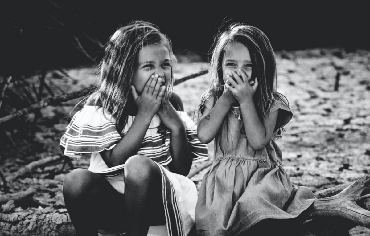 Cherish the smiles and laughter that you don't have to fake for anyone's sake.