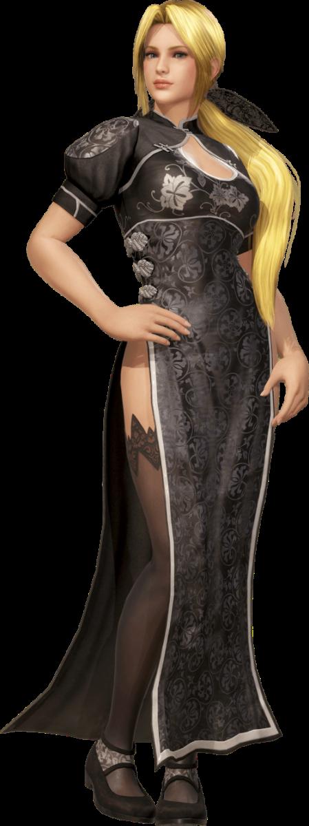 The sexy (but modest) Helena Douglas.
