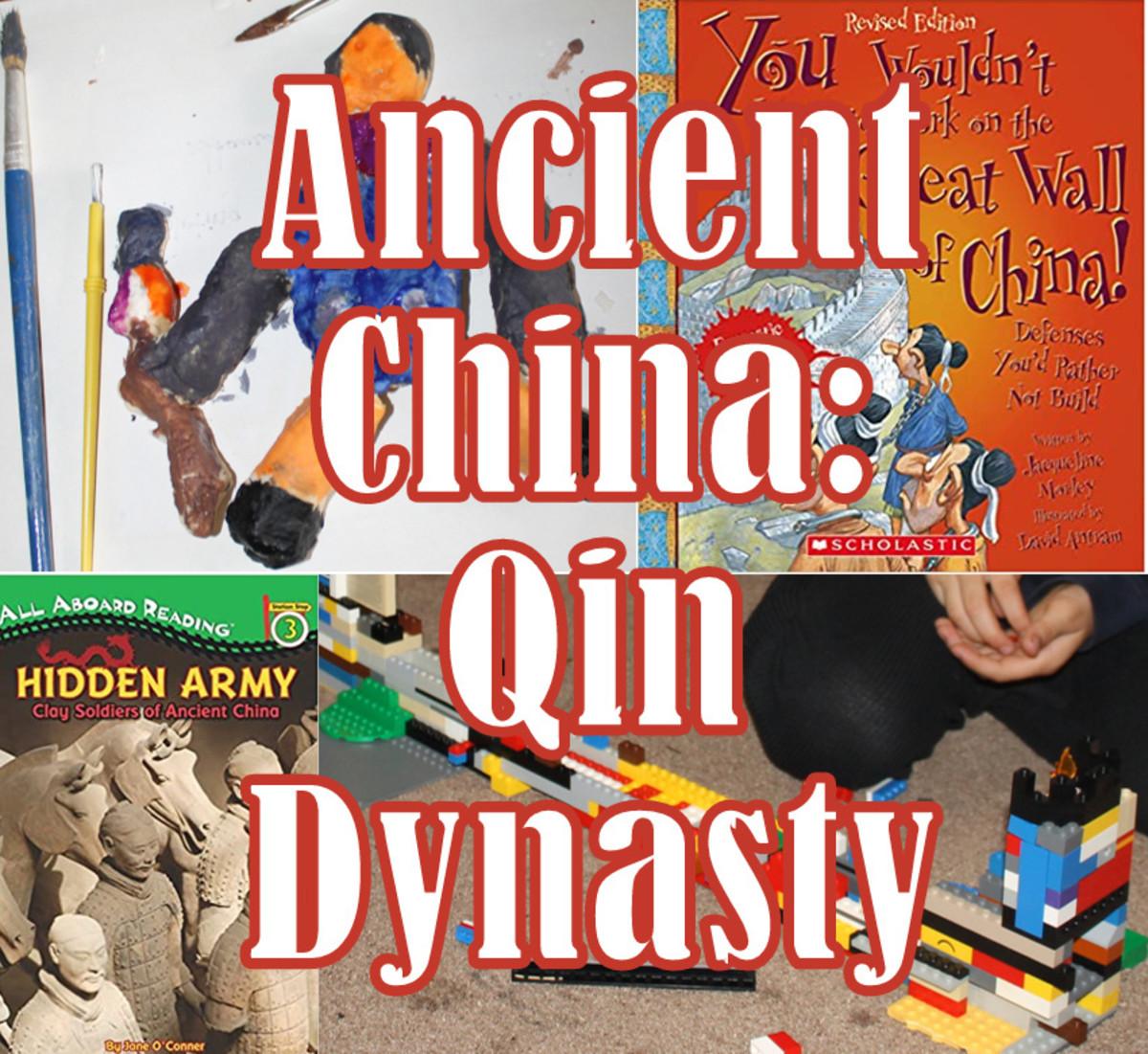 Ancient China Lesson Plan: Qin Dynasty