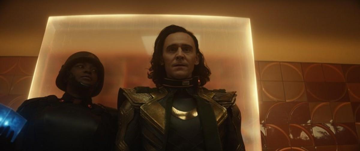 Marvel Studios Loki in Disney Plus