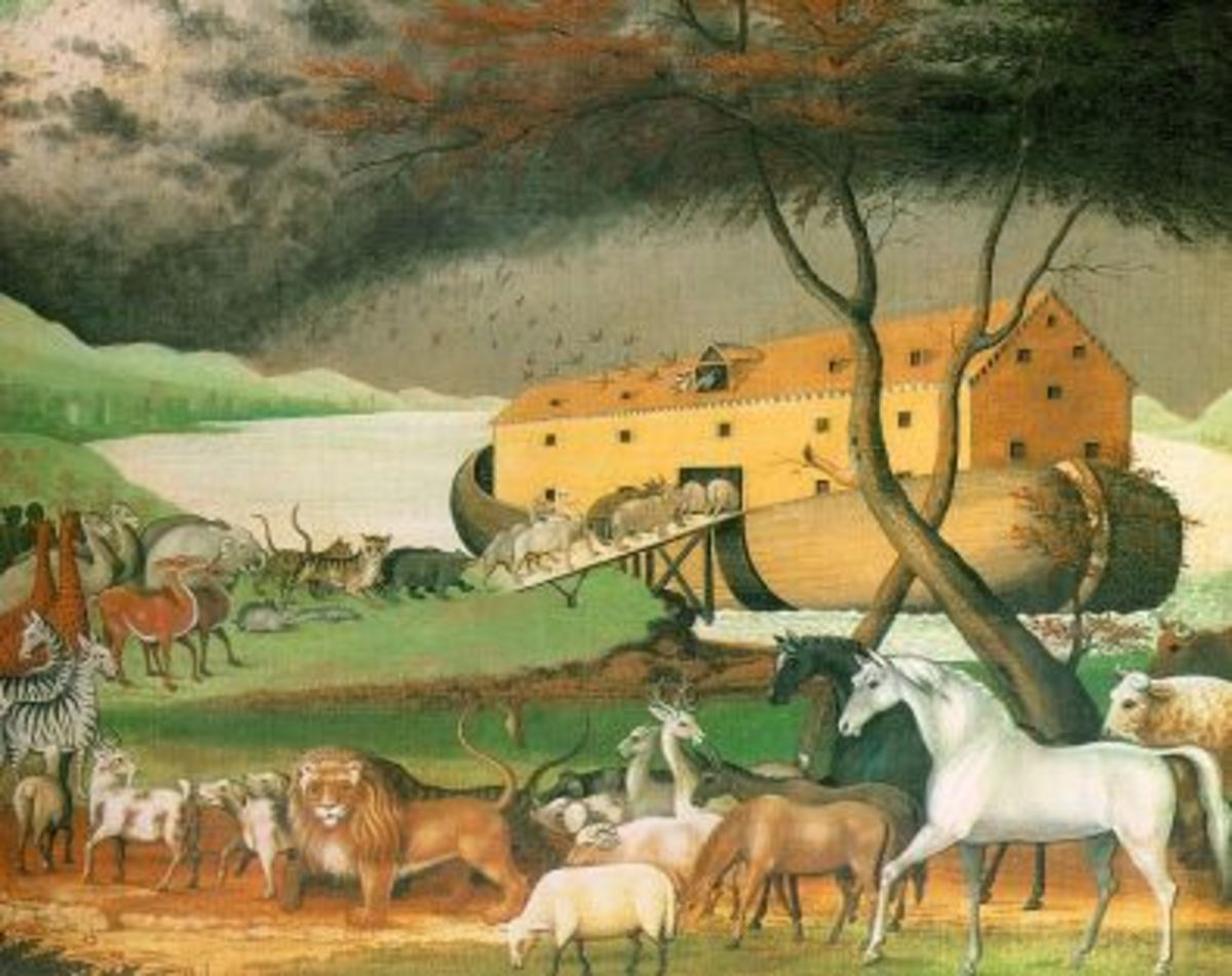 Noah's Ark: The Impossible Voyage (Part I)