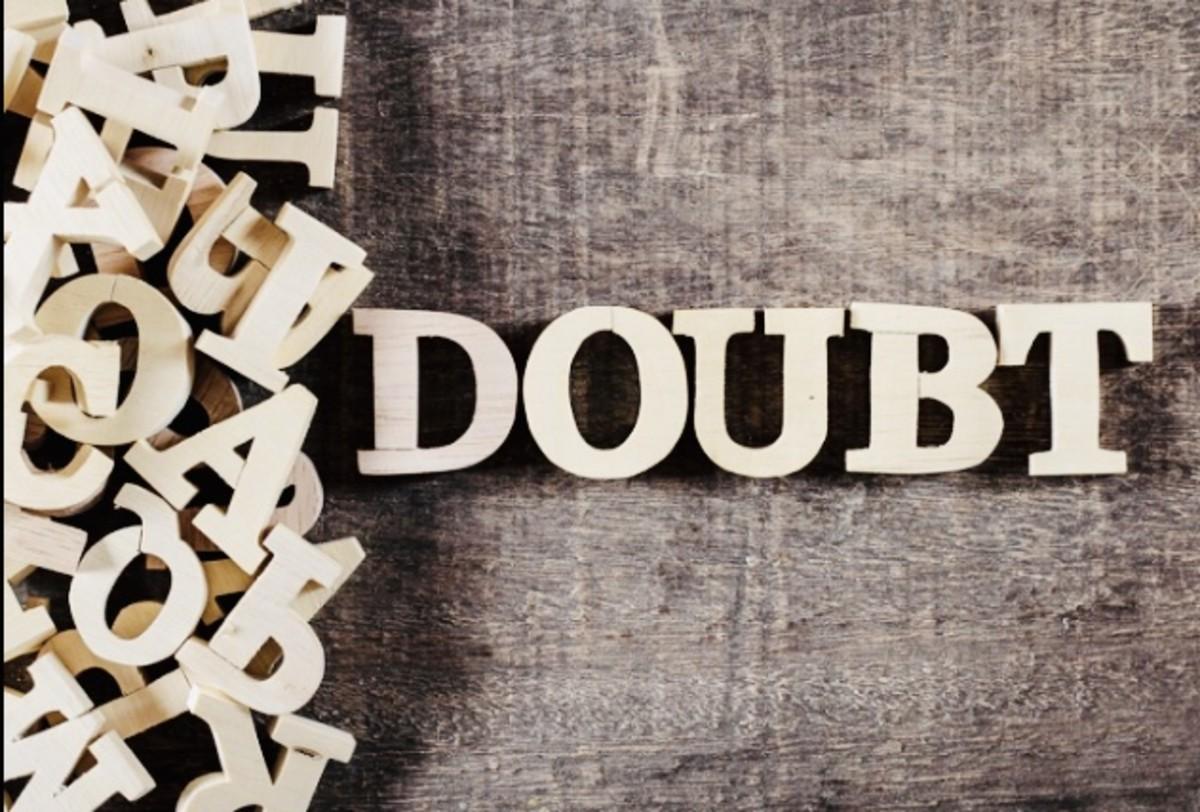 Exploring Our Doubts
