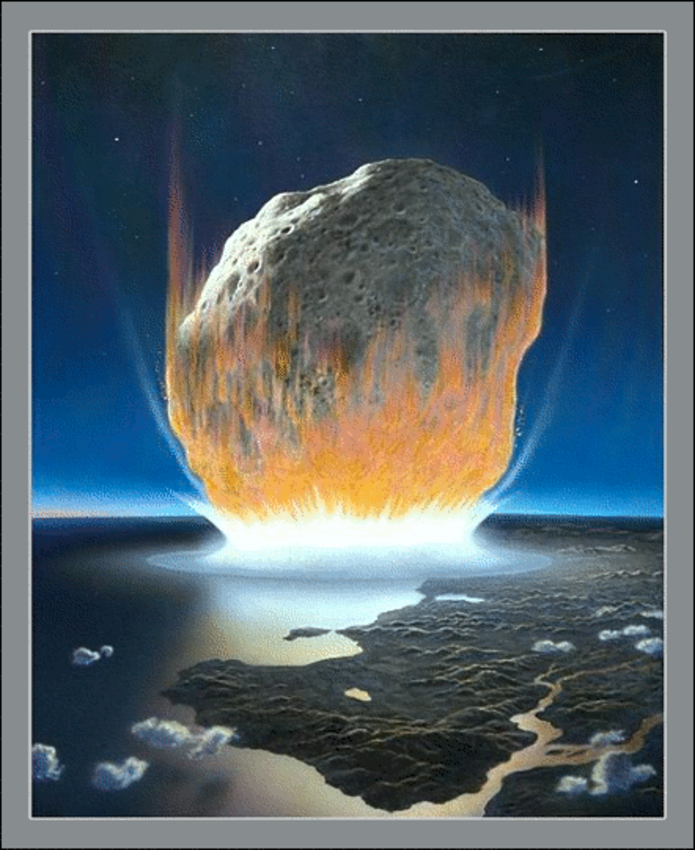 Will an Asteroid Hit Earth? - The Musings of A Curious ...
