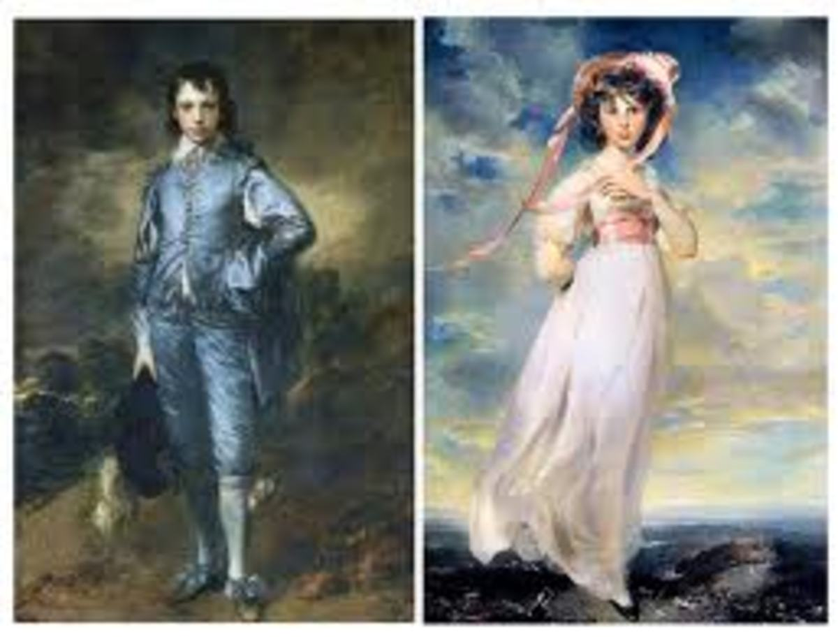 When Henry Huntington purchased a painting of a boy in blue by Thomas Gainsborough and a girl in pink by Thomas Laurence, little did he know what a legend he would create. Blue Boy and Pinkie--the Romeo & Juliet of England's Rococo Period