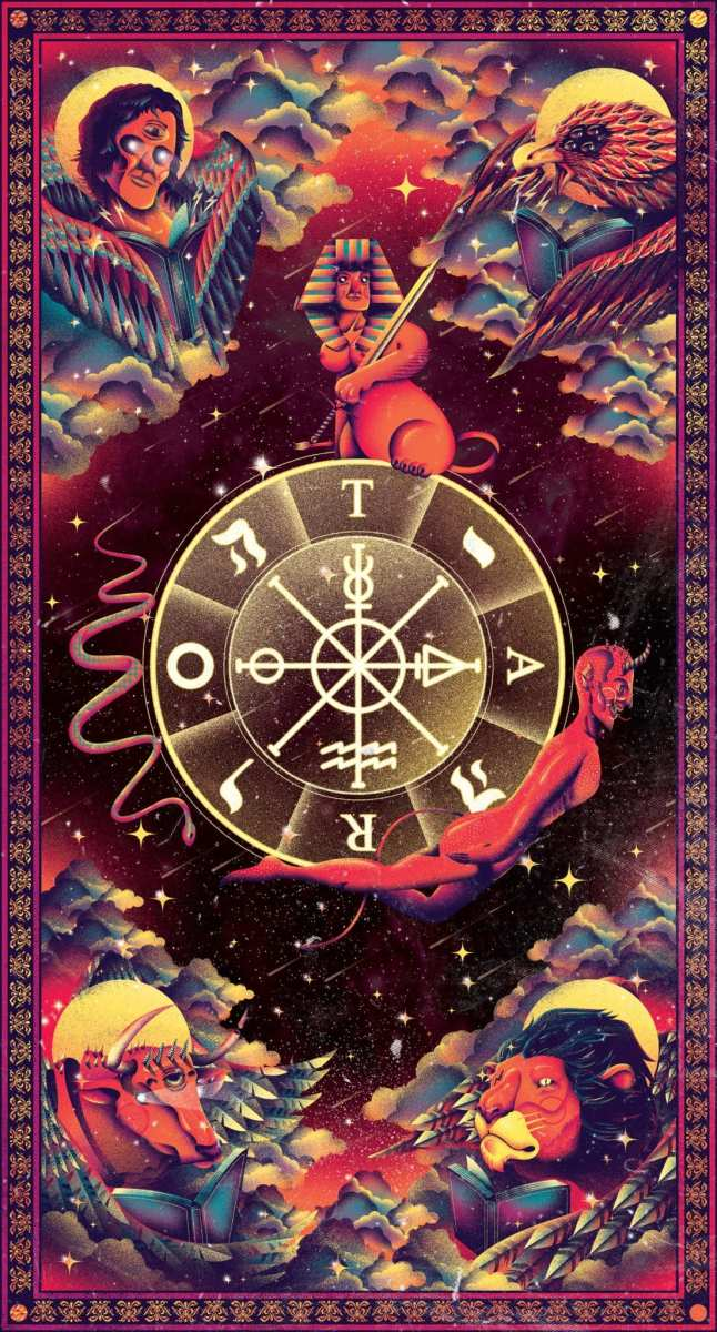 The Wheel of Fortune doles out whatever it desires. It brings you fortune or misfortune.