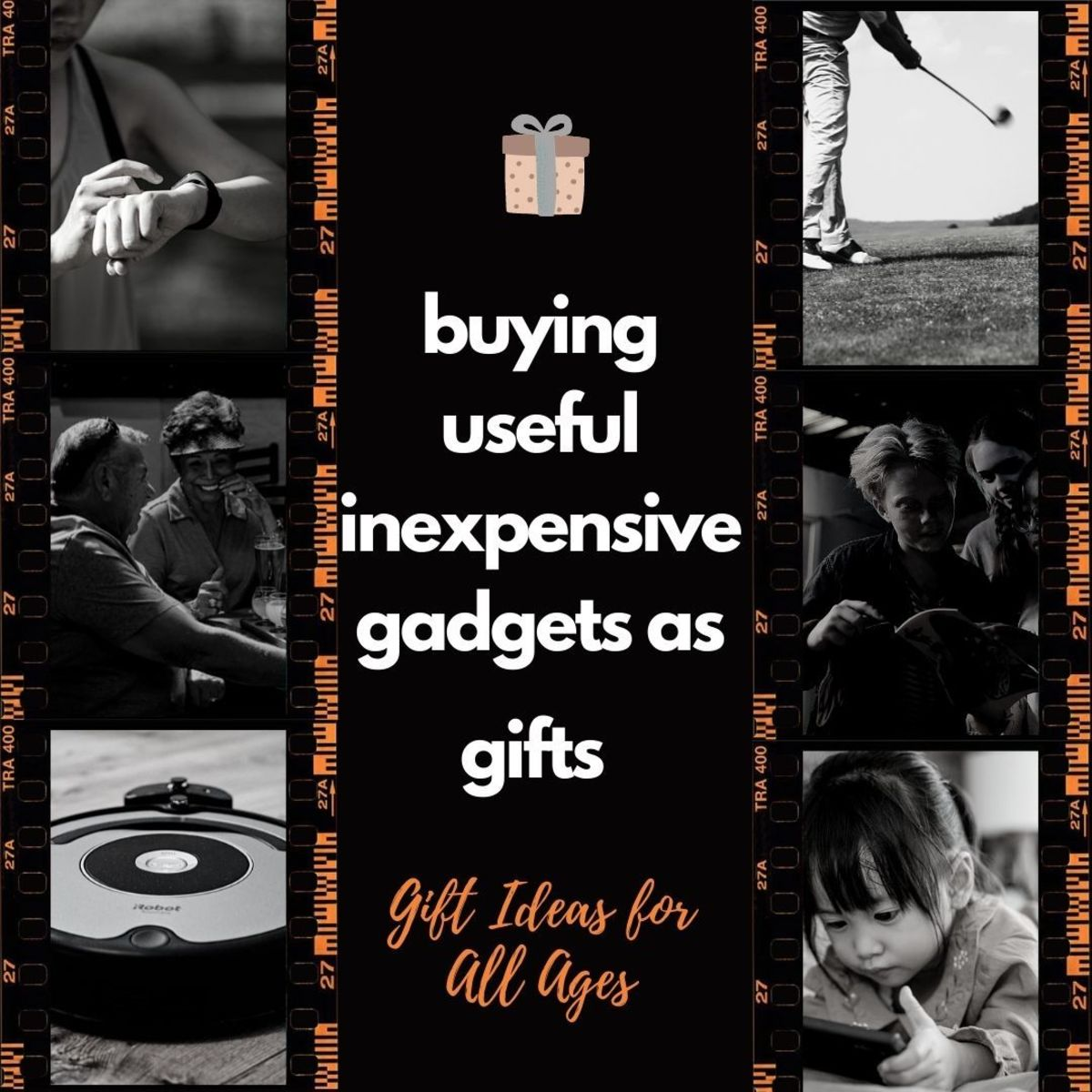 Low-Tech and Useful Inexpensive Gadgets - Gift Ideas for All Ages