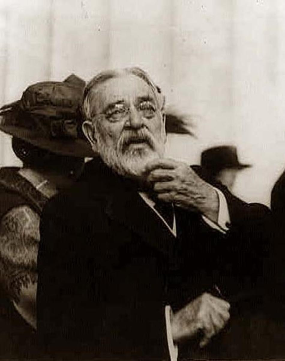 Robert Todd Lincoln:  A Reluctant Witness To History