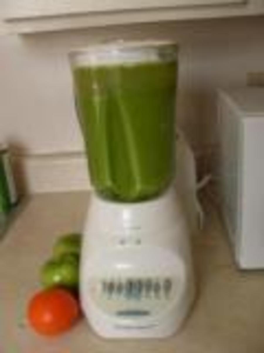 How To Make A Spinach Smoothie And Trust That The Spinach Smoothie Will Be Delicious