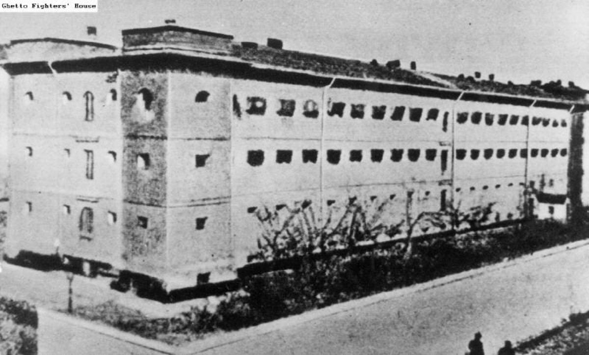Pawiak Prison, Warsaw, Poland