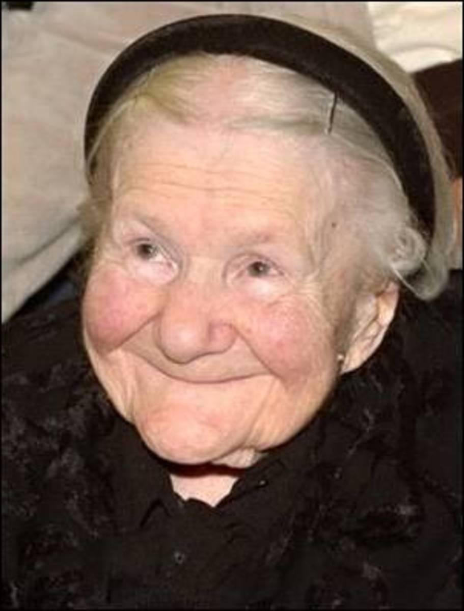 Irena Krzyzanowki Sendlerowa                      (1910 - 2008)