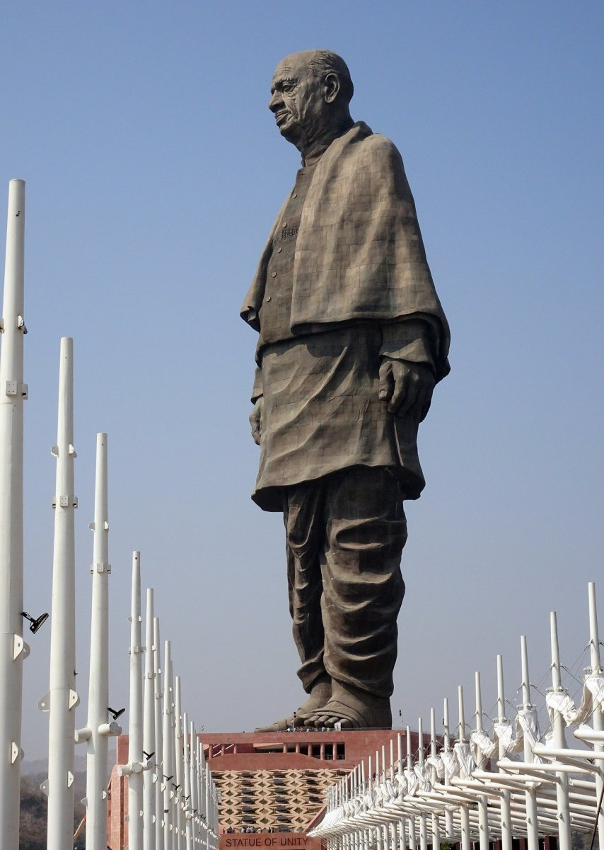 Top 10 Tallest Statues of the Current World