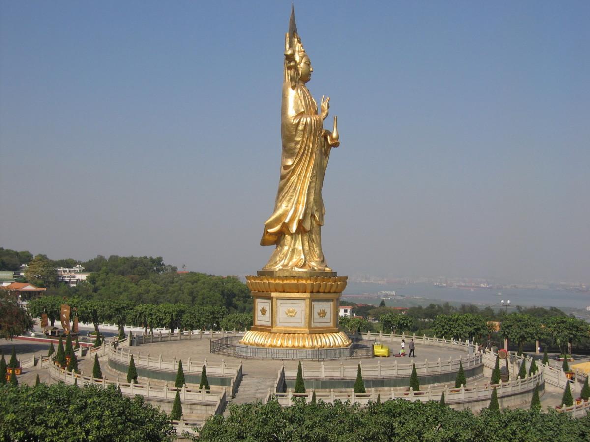 Qianshou Qianyan Guanyin of Weishan