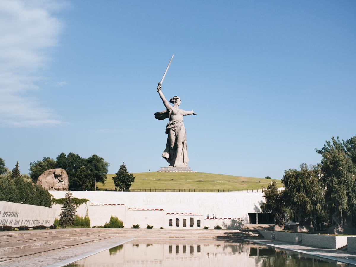 Rodina-Mat' Zovyot! (The Motherland Calls)