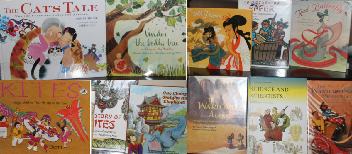 Some of the Han Dynasty Children's Books