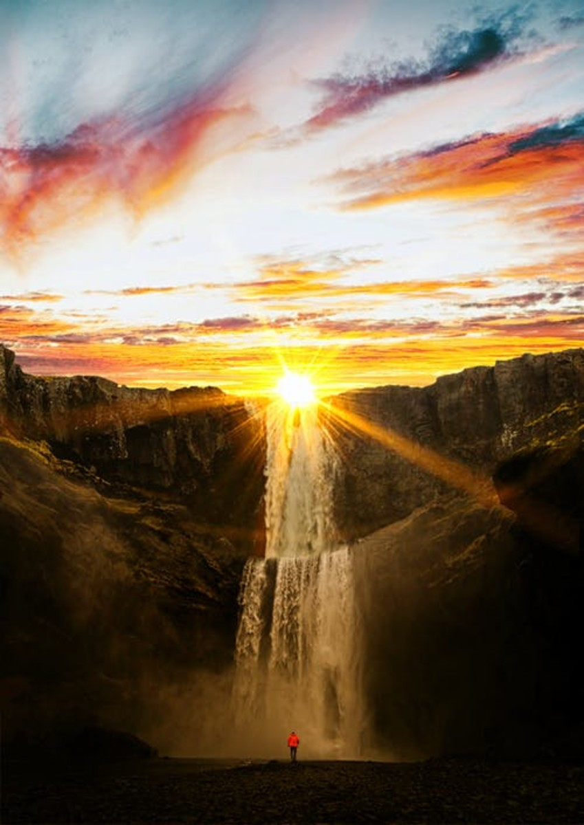 Sun Gazing to Achieve Ultimate Spiritual, Physical and Mental Power