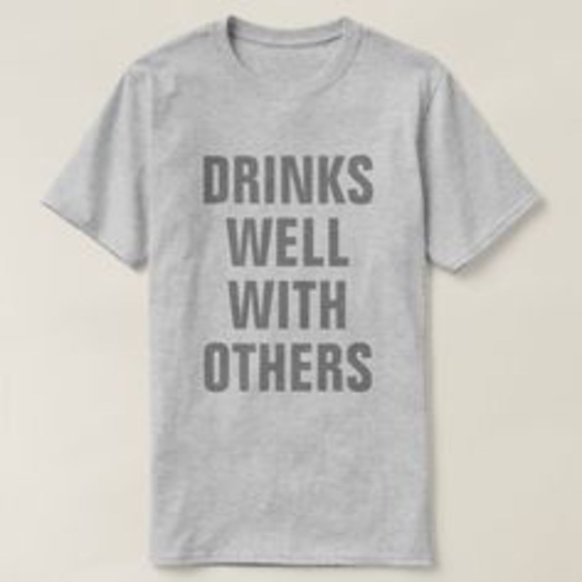 """I learned my lesson with the """"tequila"""" shirt. No doing that again."""
