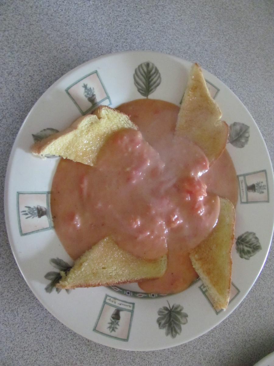 South Jersey Tomato Gravy