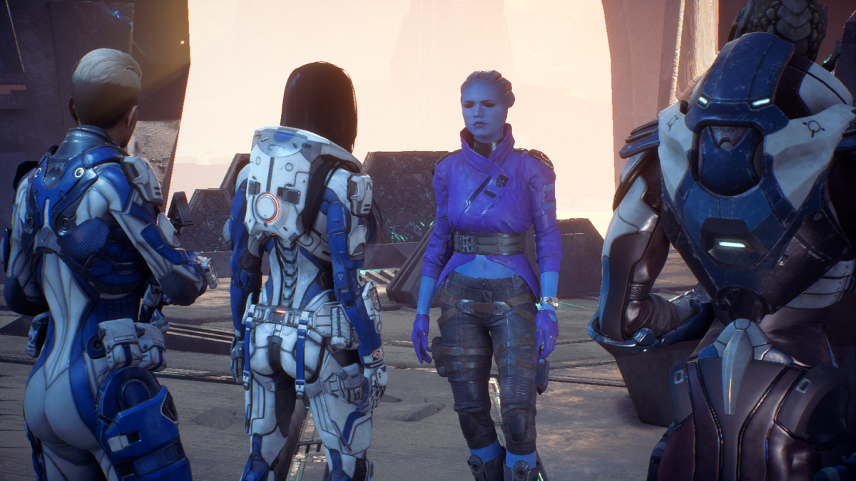 """Peebee comments on Sara's """"solid"""" body."""