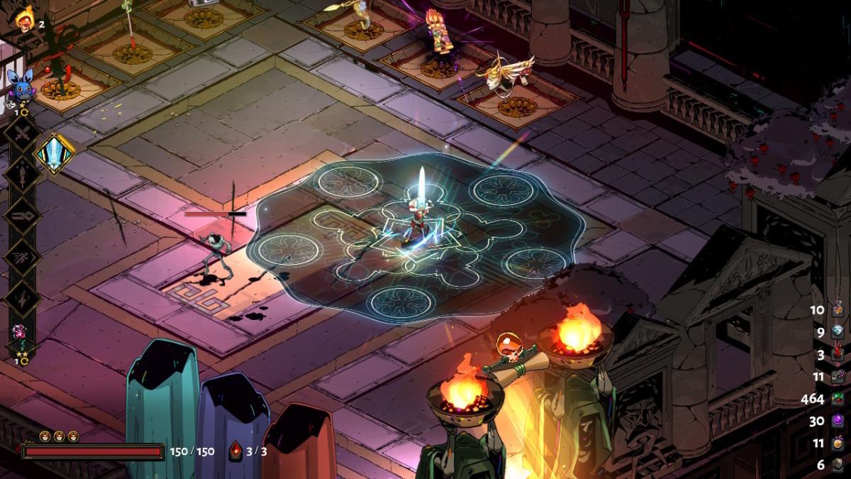 Copyright Supergiant Games