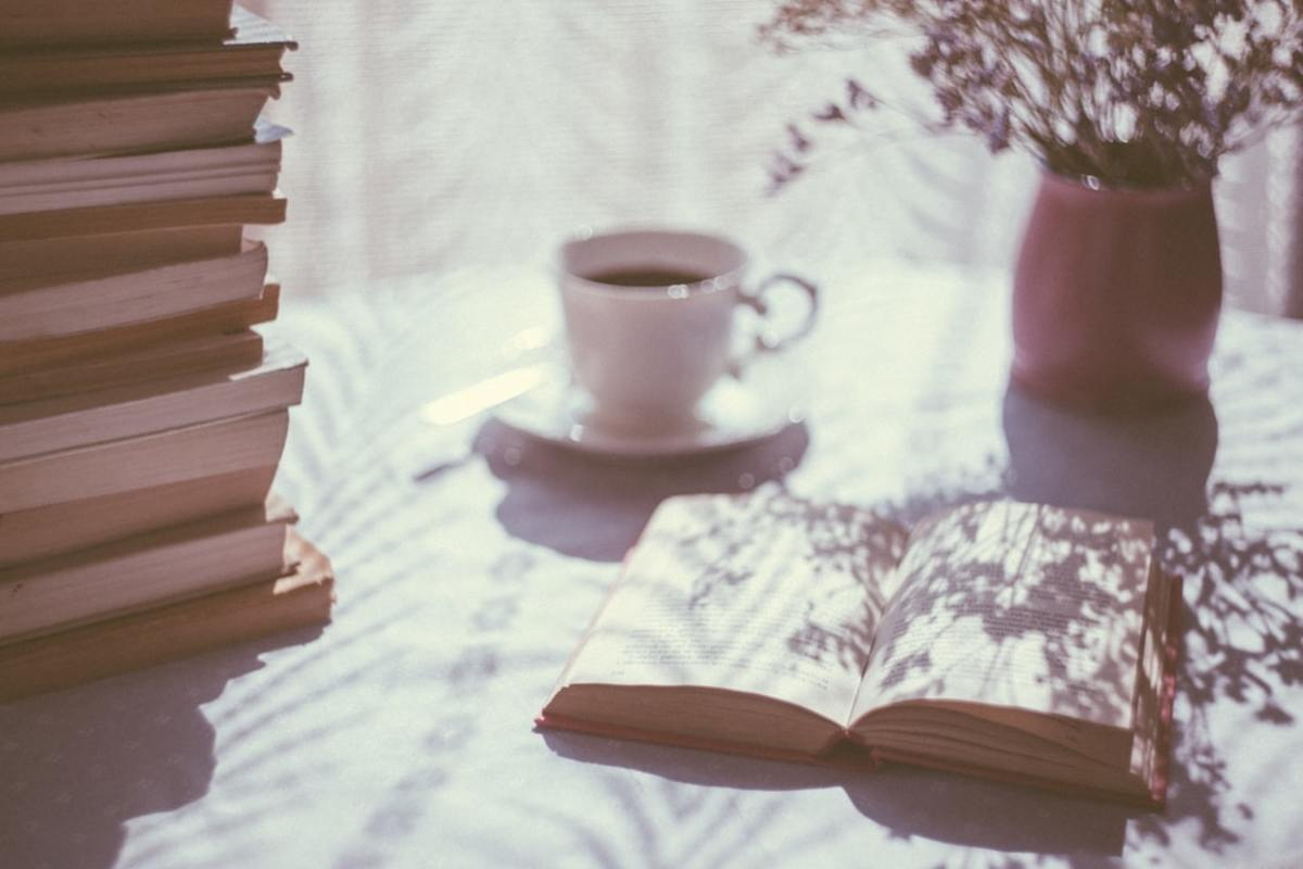 Relax, take it easy! Maybe you'll get your power up by reading your favorite book or just by relaxing.