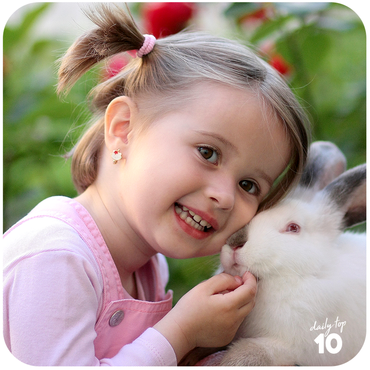 A pet can teach your kid how to take responsibility and care for the weak.