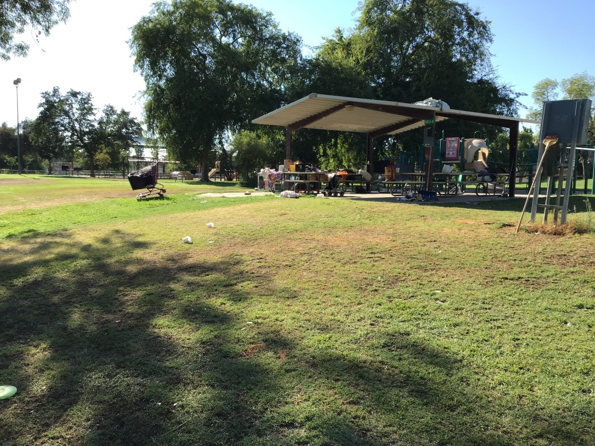 How the Other Half Lives, On the Streets of Bakersfield 7: Days at the Park