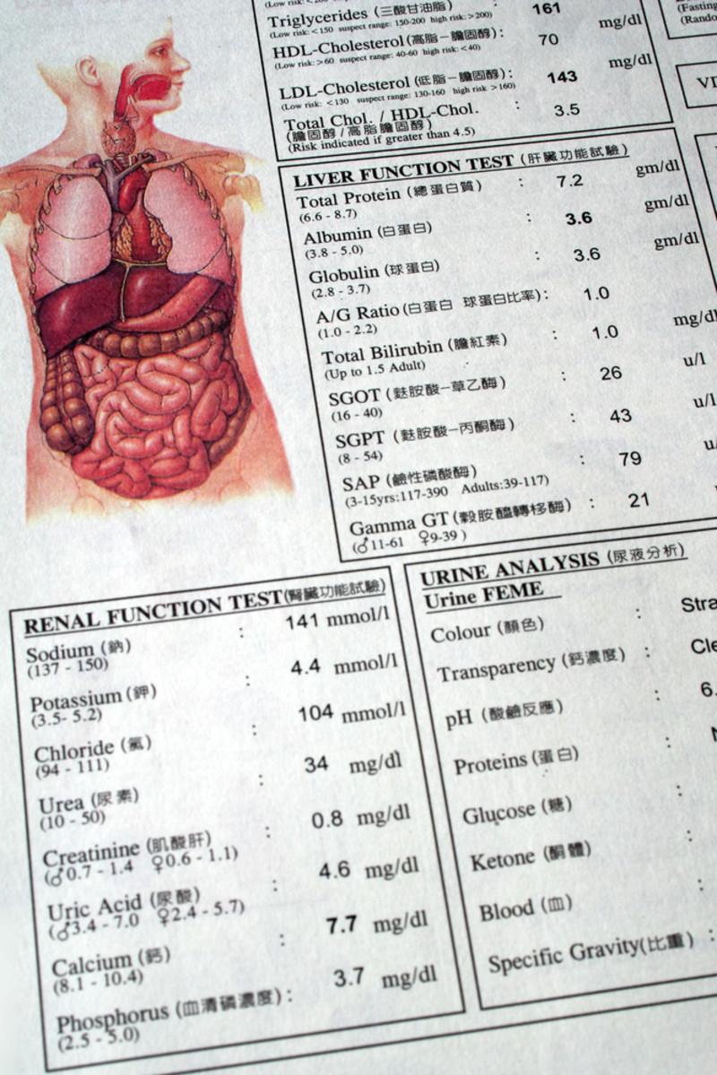 Hormonal Panel Blood Test