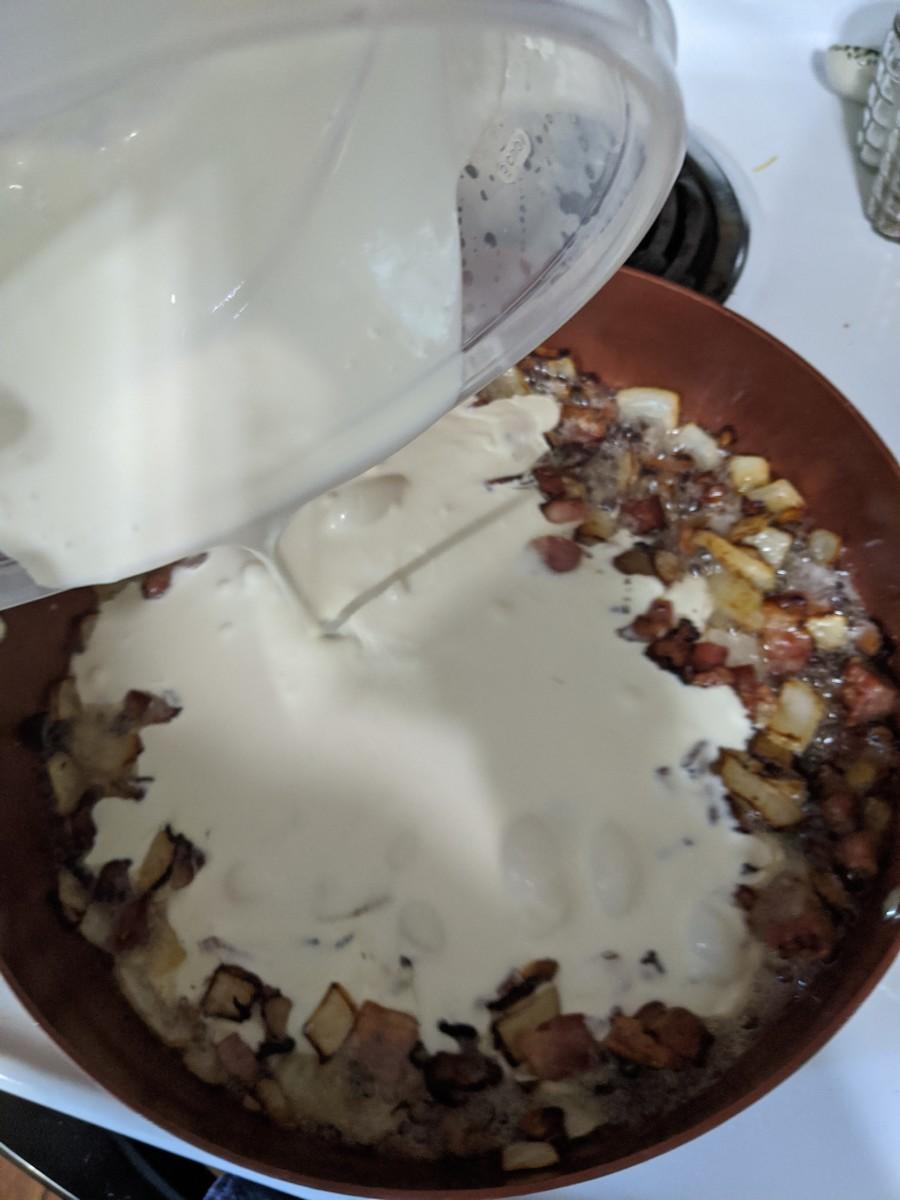 lettuce-with-cream-gravy