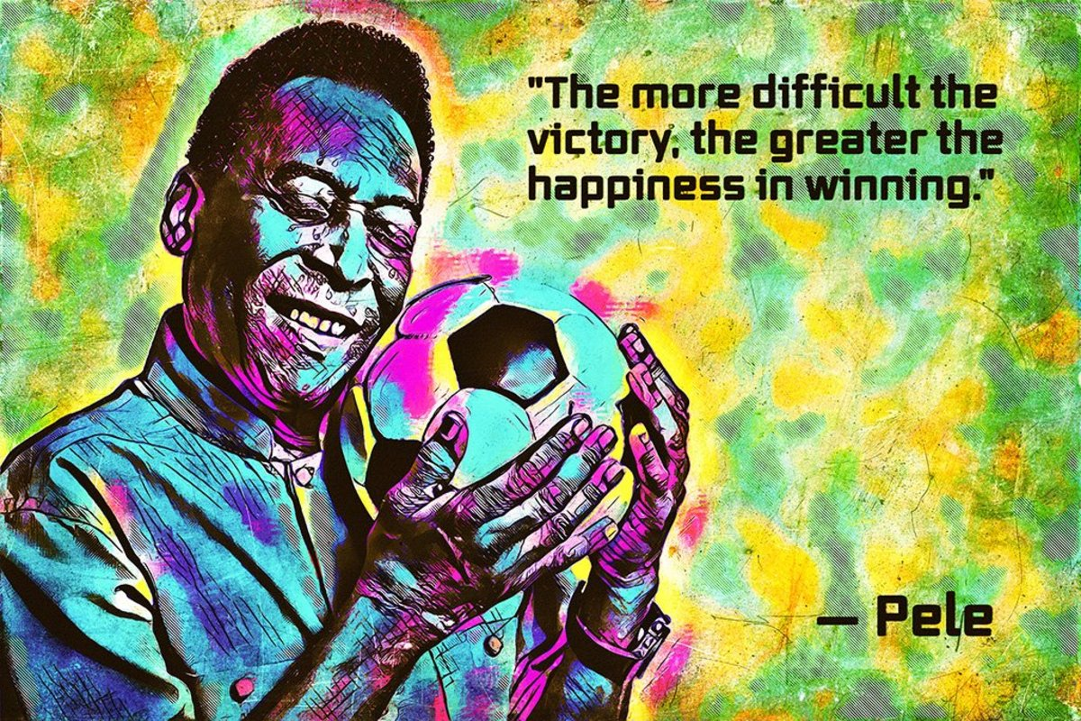 Quote From Pele