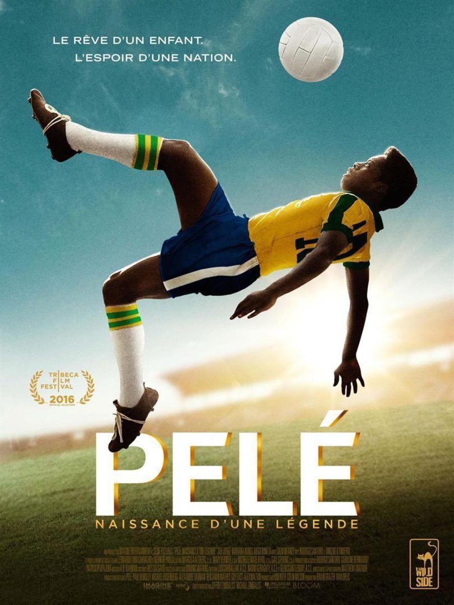 Pele's Famous Bike Kick