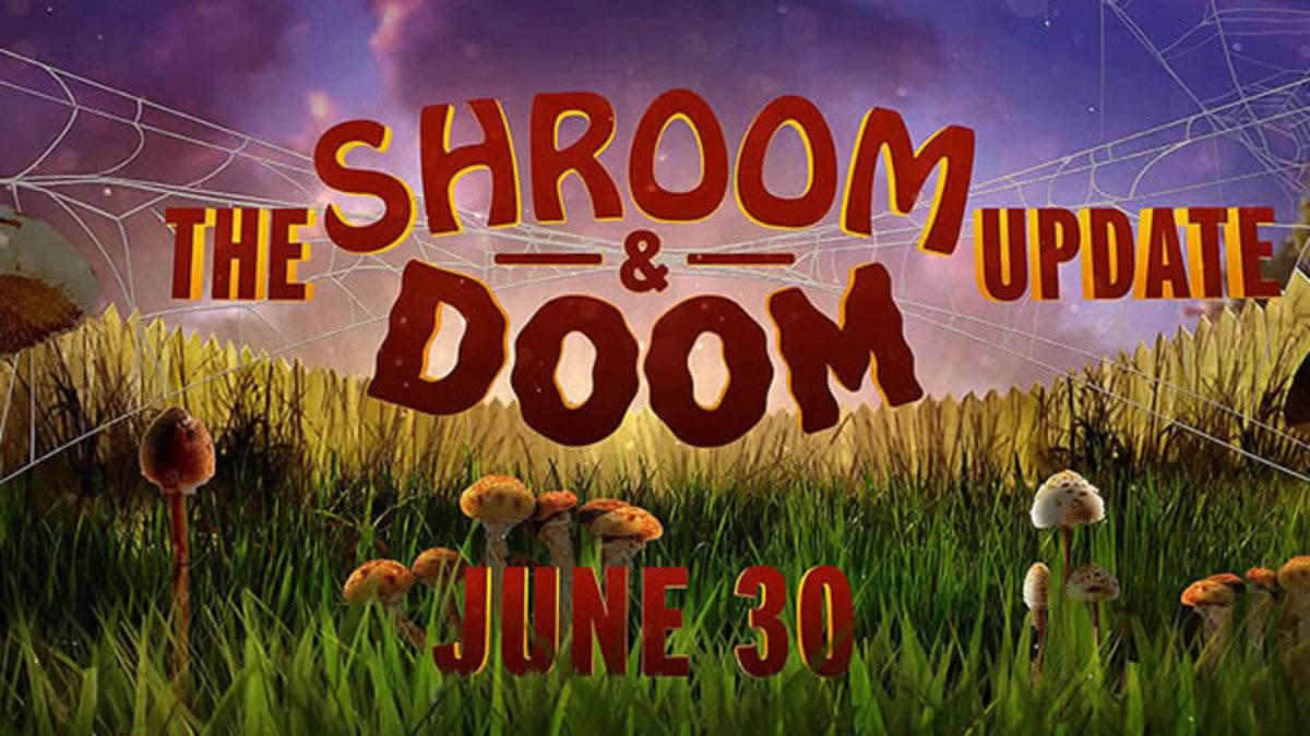 We now return to THE SHROOM OF DOOM!!!