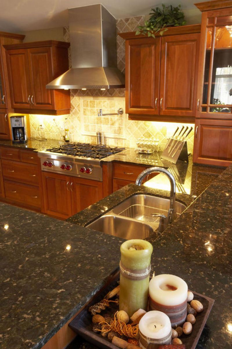 A spotless, updated kitchen is an easy sell!