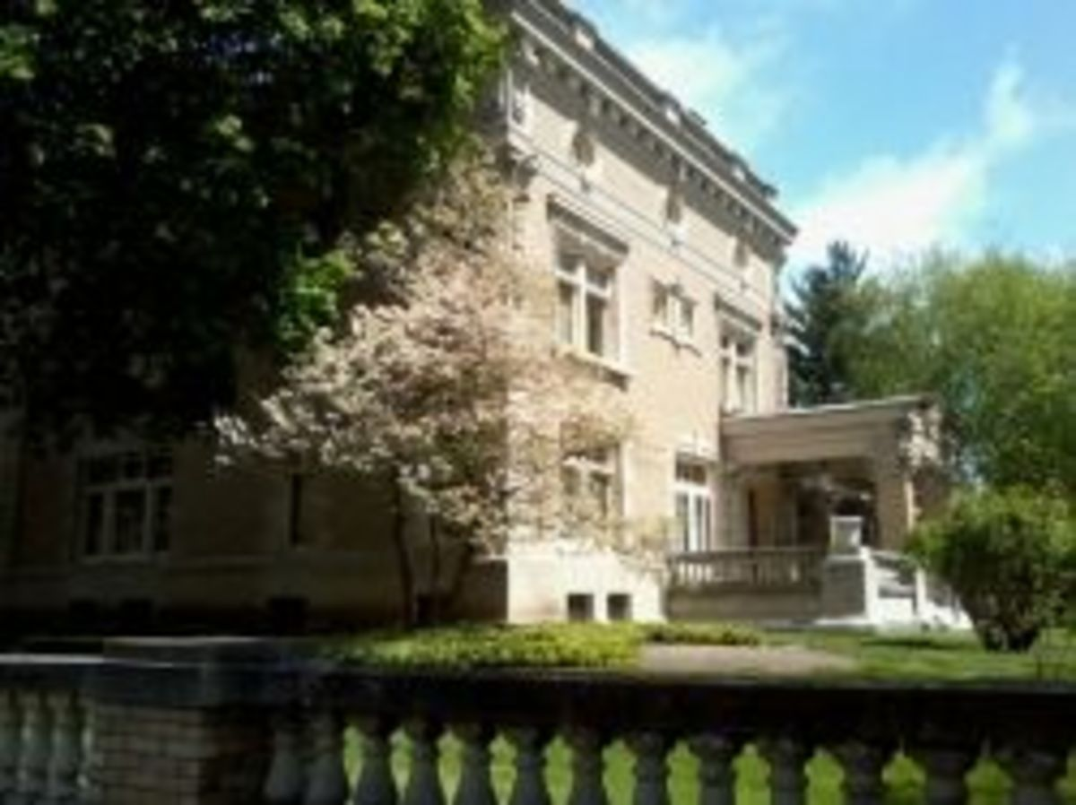 Ruthmere Mansion Museum in Elkhart