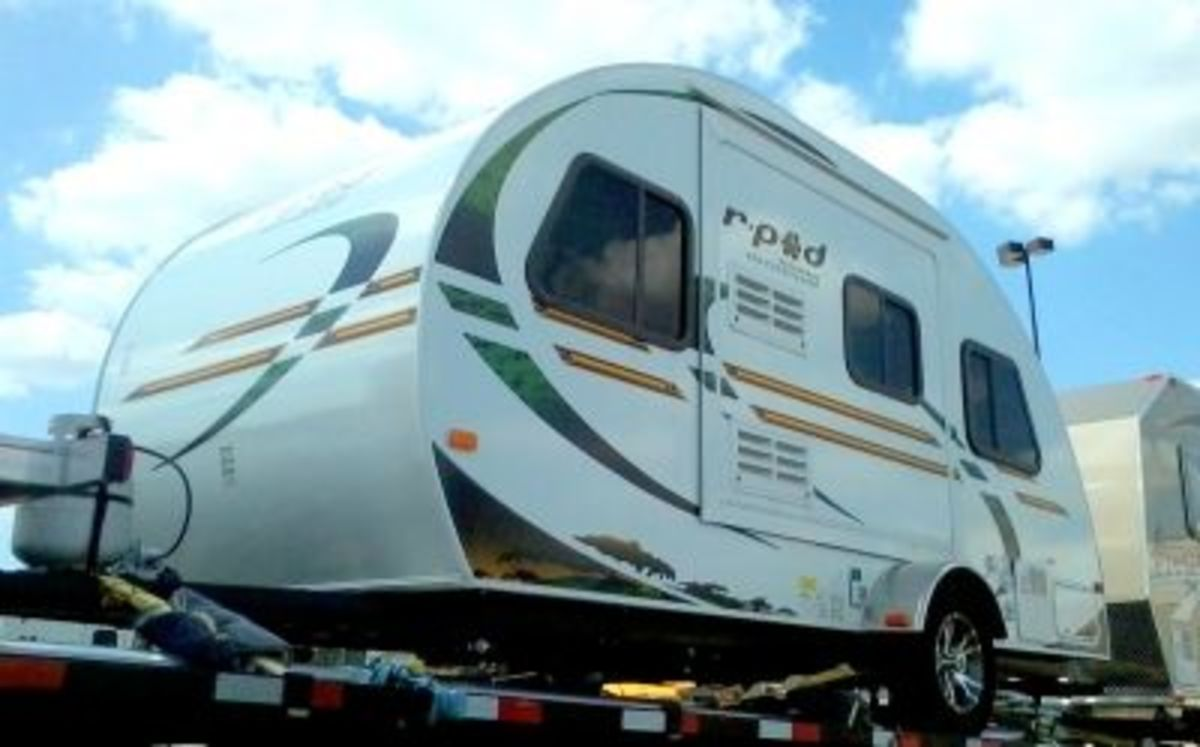 New RV Heading For Alaska