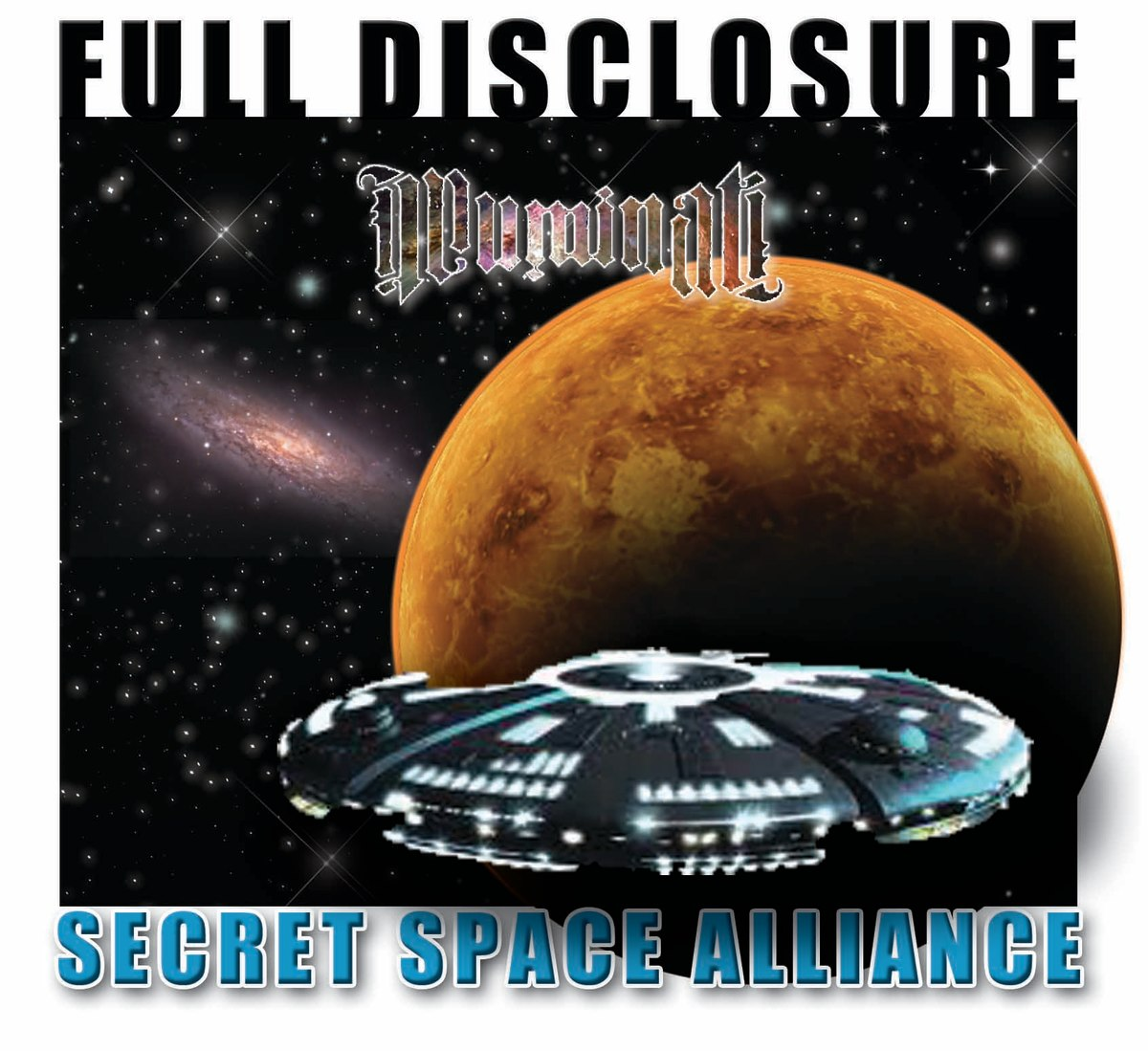 It is becoming apparent that there exists a secret space program that is almost a hundred years old and has been operating right under our noses for decades.