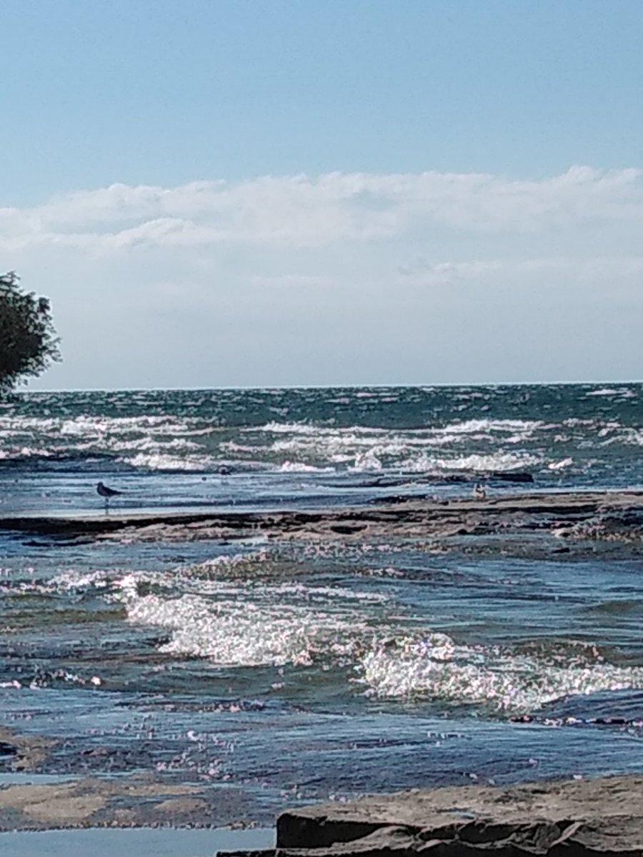 Flat Rock Lake Ontario in a mood