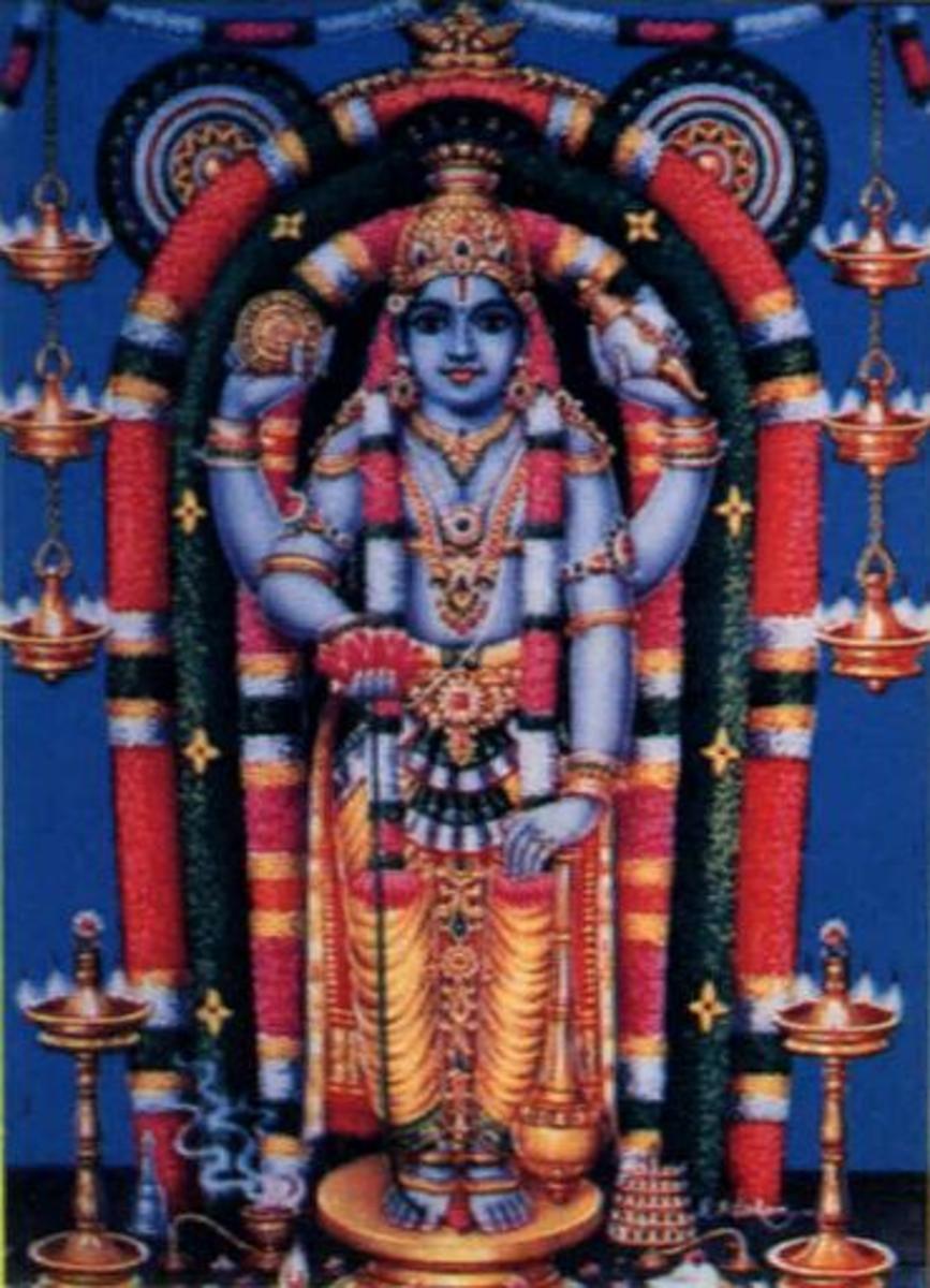 Lord Guruvayurappan
