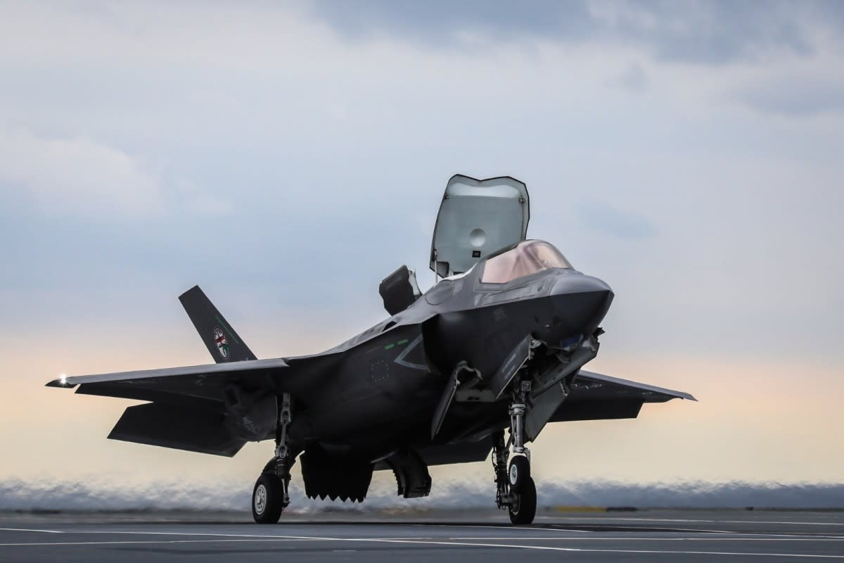 F-35, the legacy of the Russian VTOL.