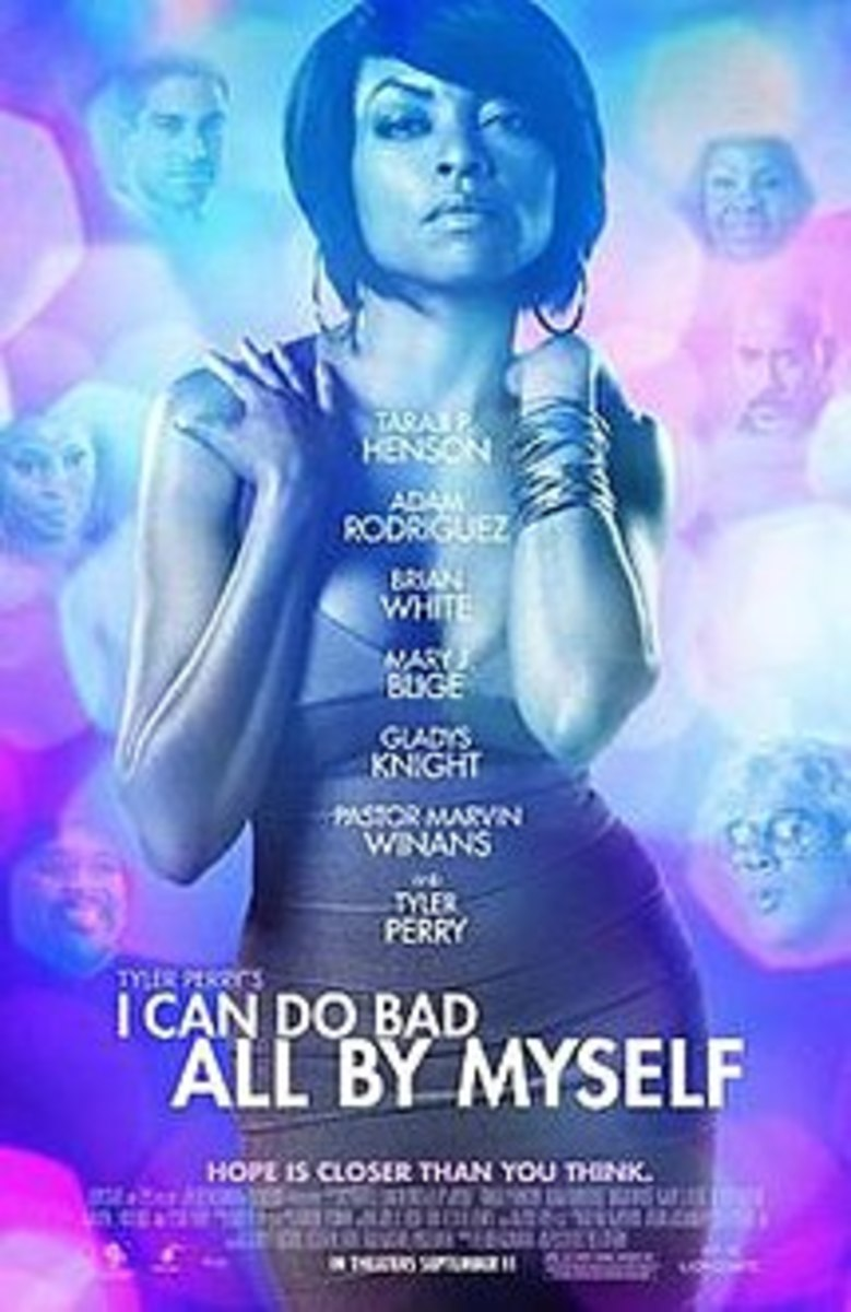I CAN DO BAD ALL BY MYSELF the movie