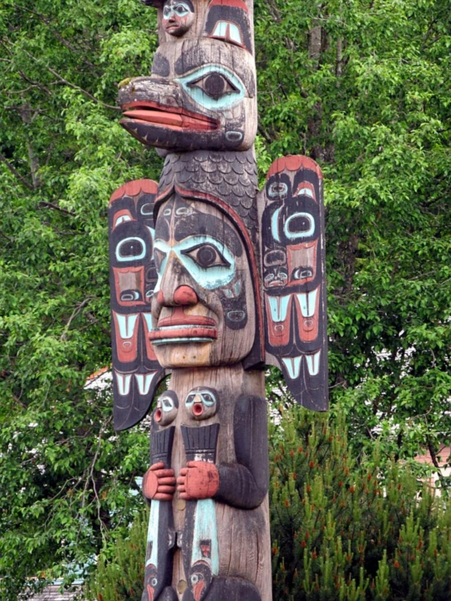 Alaskan Cedar Pole