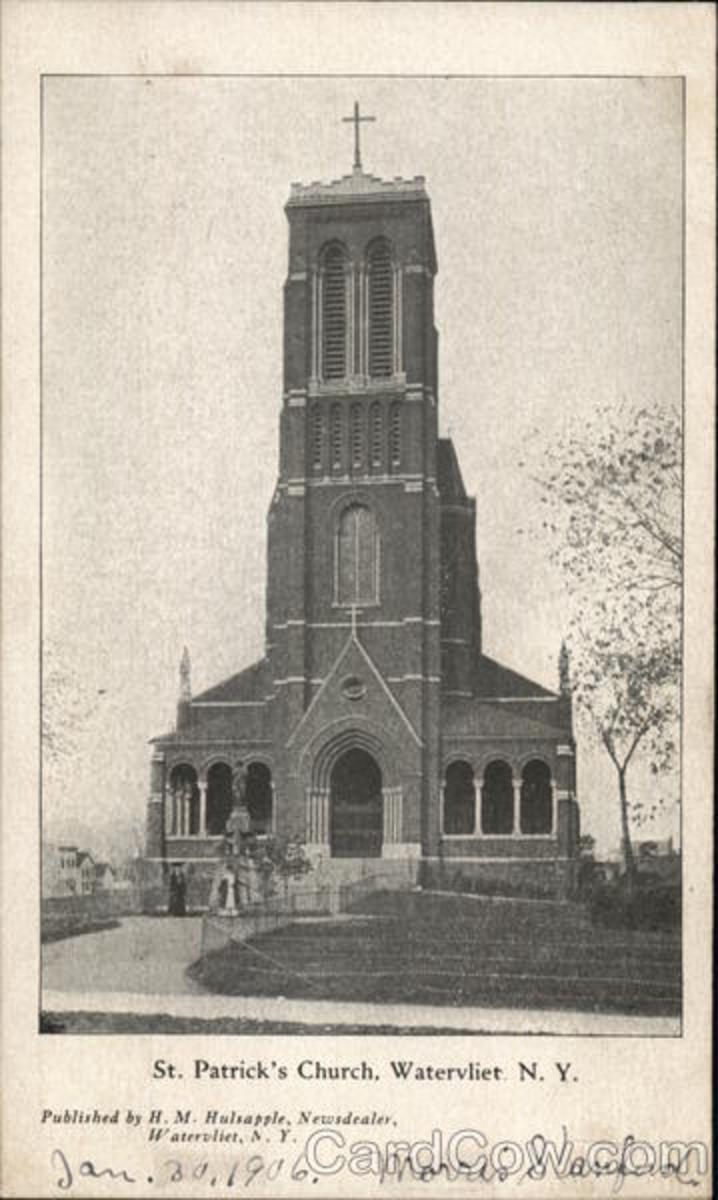 Saint Patrick's Cathedral 1906