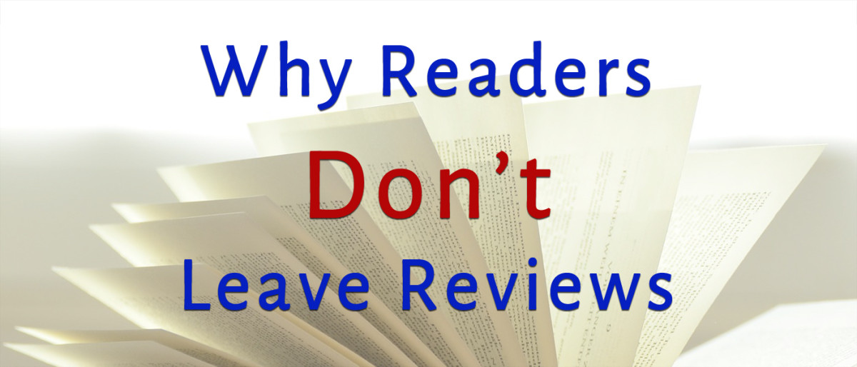 Why Readers Don't Leave Reviews