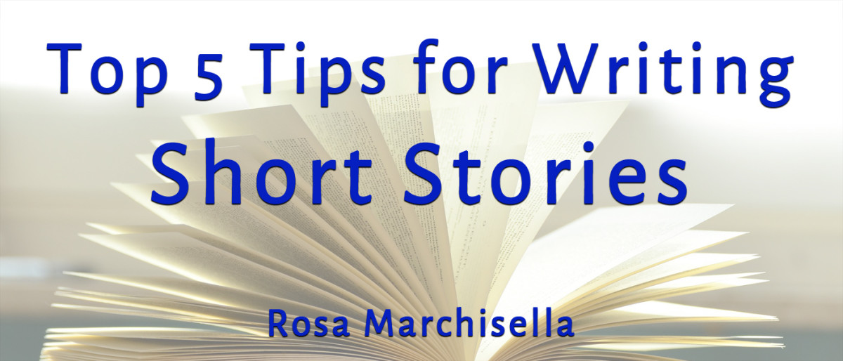 Top 5 Tips for Writing Short Stories