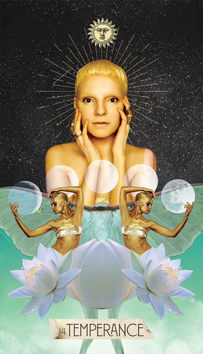 Temperance is moderation in action, thought, or feeling. It's habitual moderation. It is the ability to show restraint.