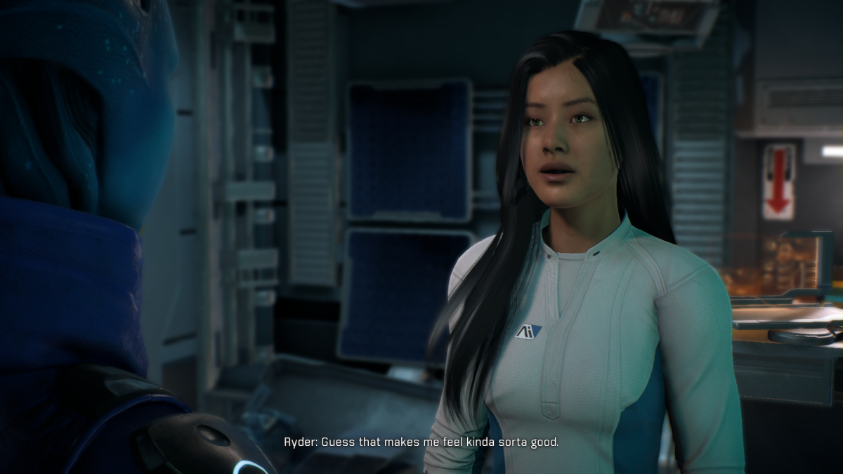 """Ryder is """"kinda, sorta"""" happy about that."""