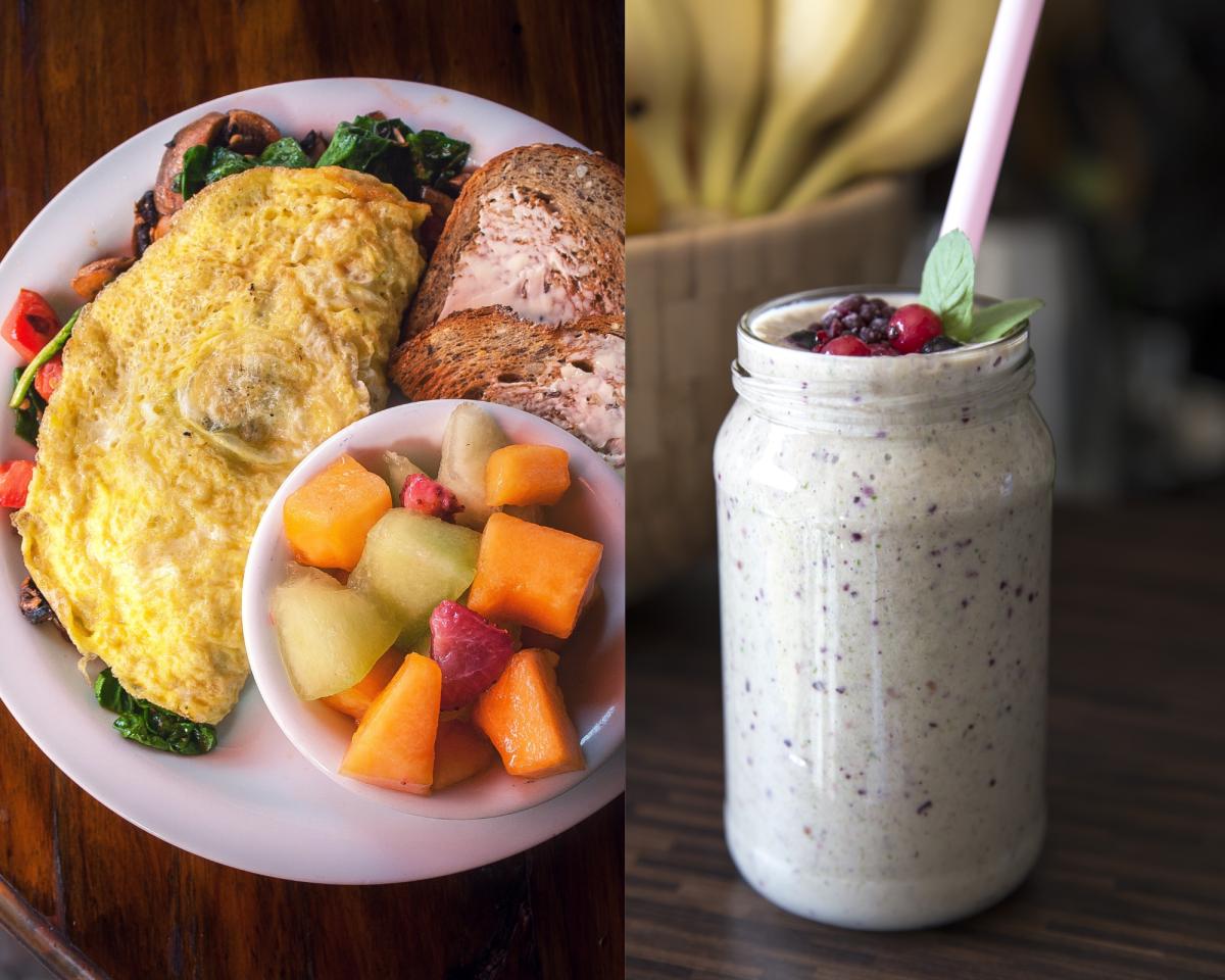 Indulge in a protein diet