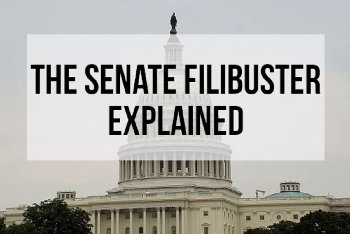 For information on what is  the filibuster,  what are its origins, and how can it be eliminated, please read on...