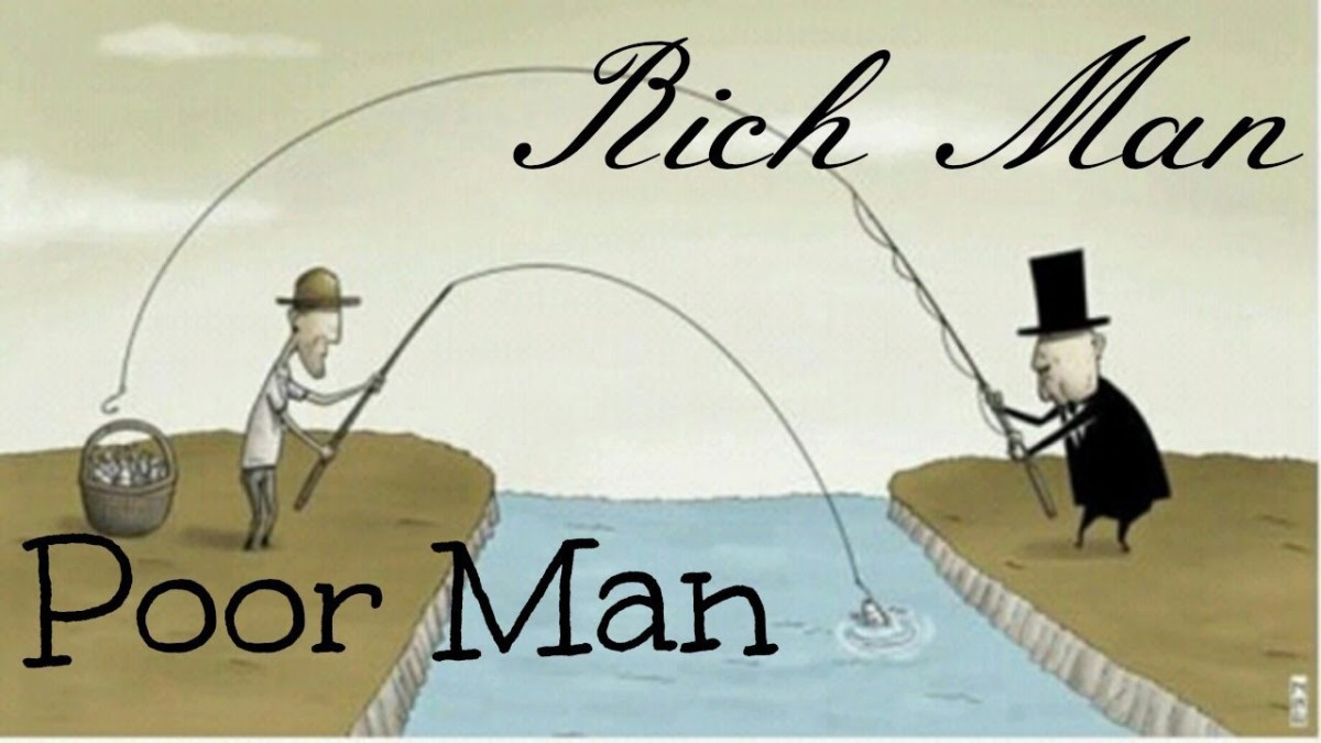 Rich Man Poor Man