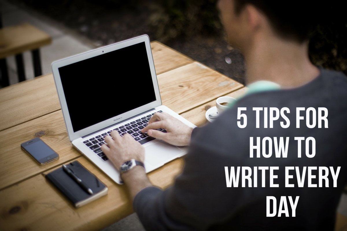I've been writing every day for many years, and while it's not always easy, there are ways to build consistency.
