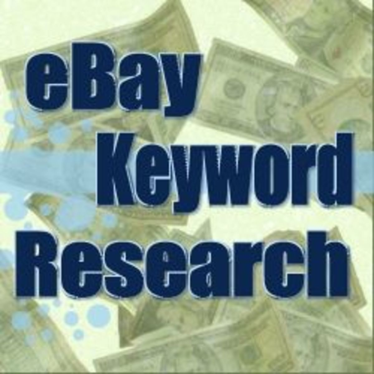 Ebay Auctions Keyword Research
